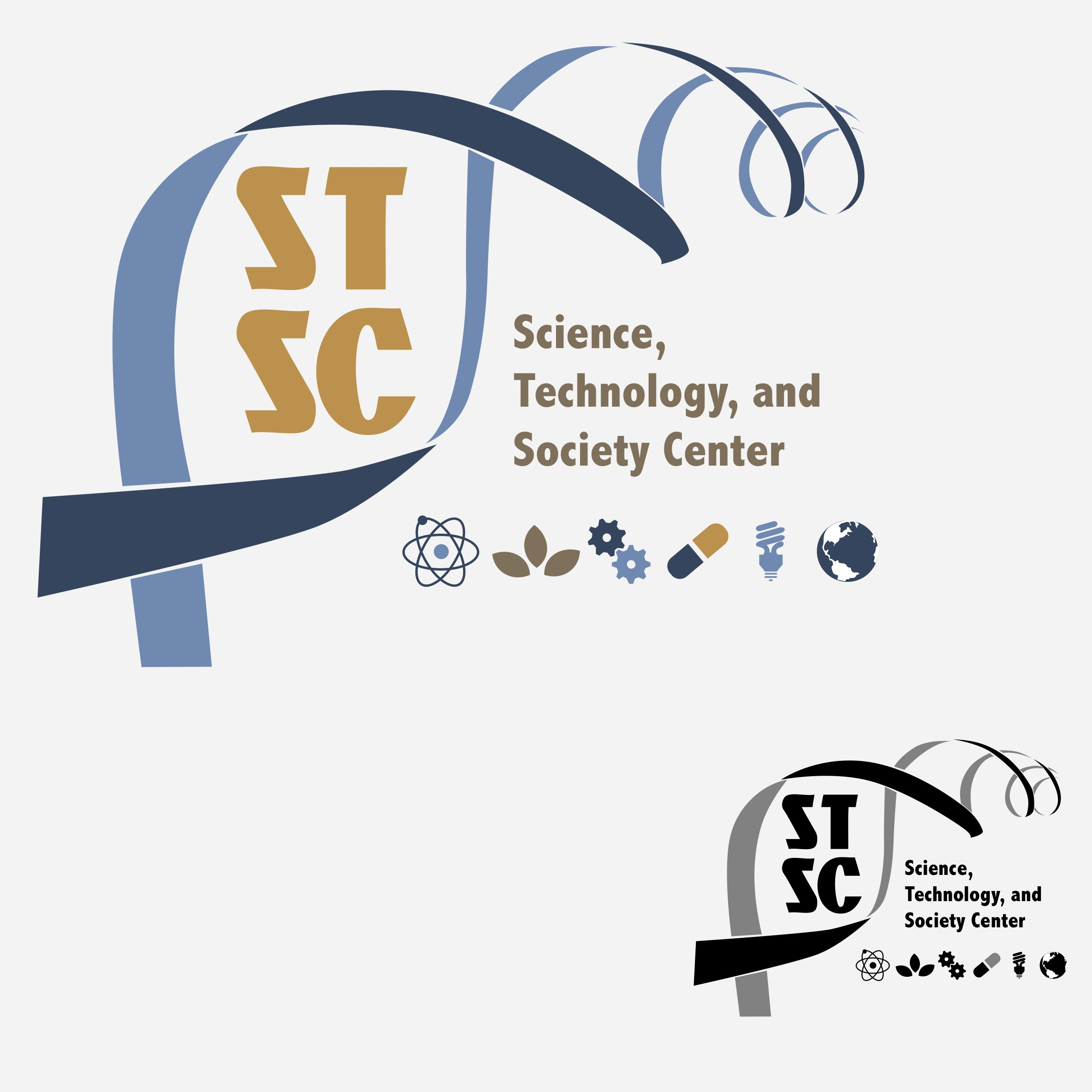 First Logo Concept for STSC