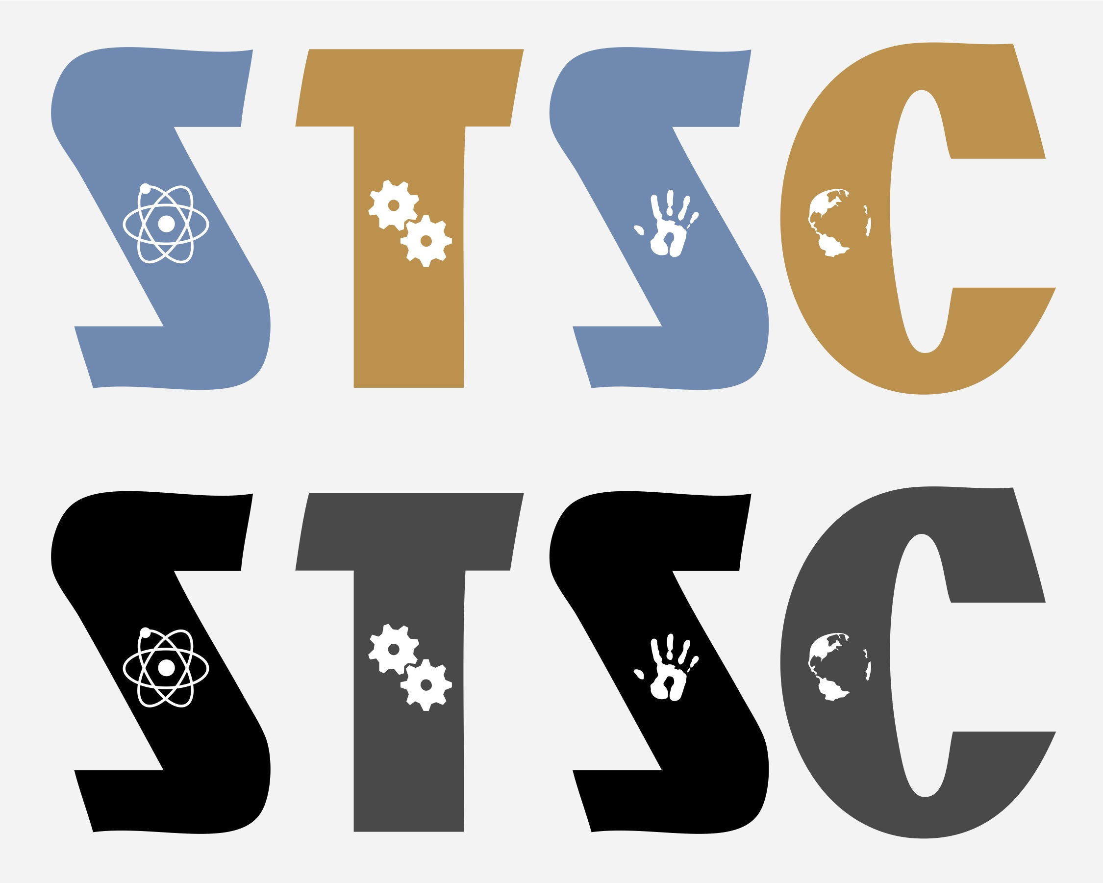 Third Logo Concept for STSC