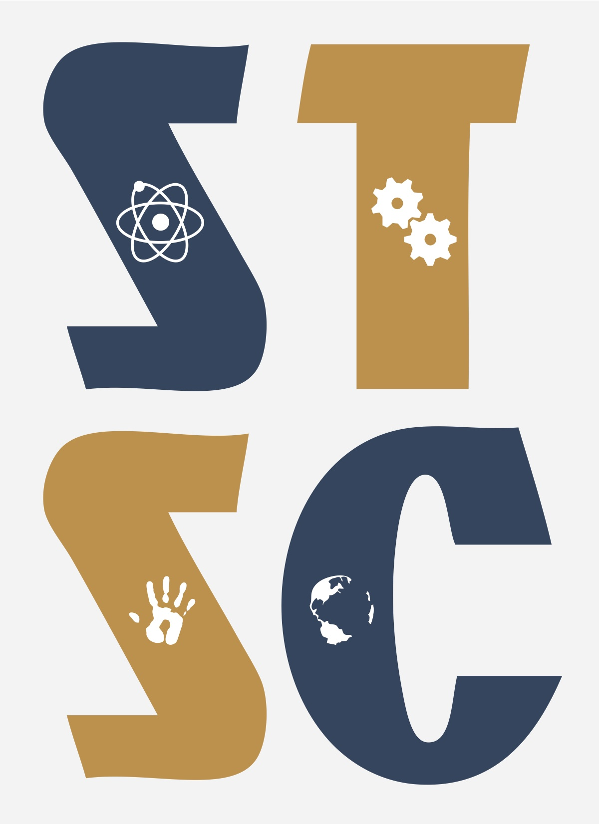 Fourth Logo Concept for STSC