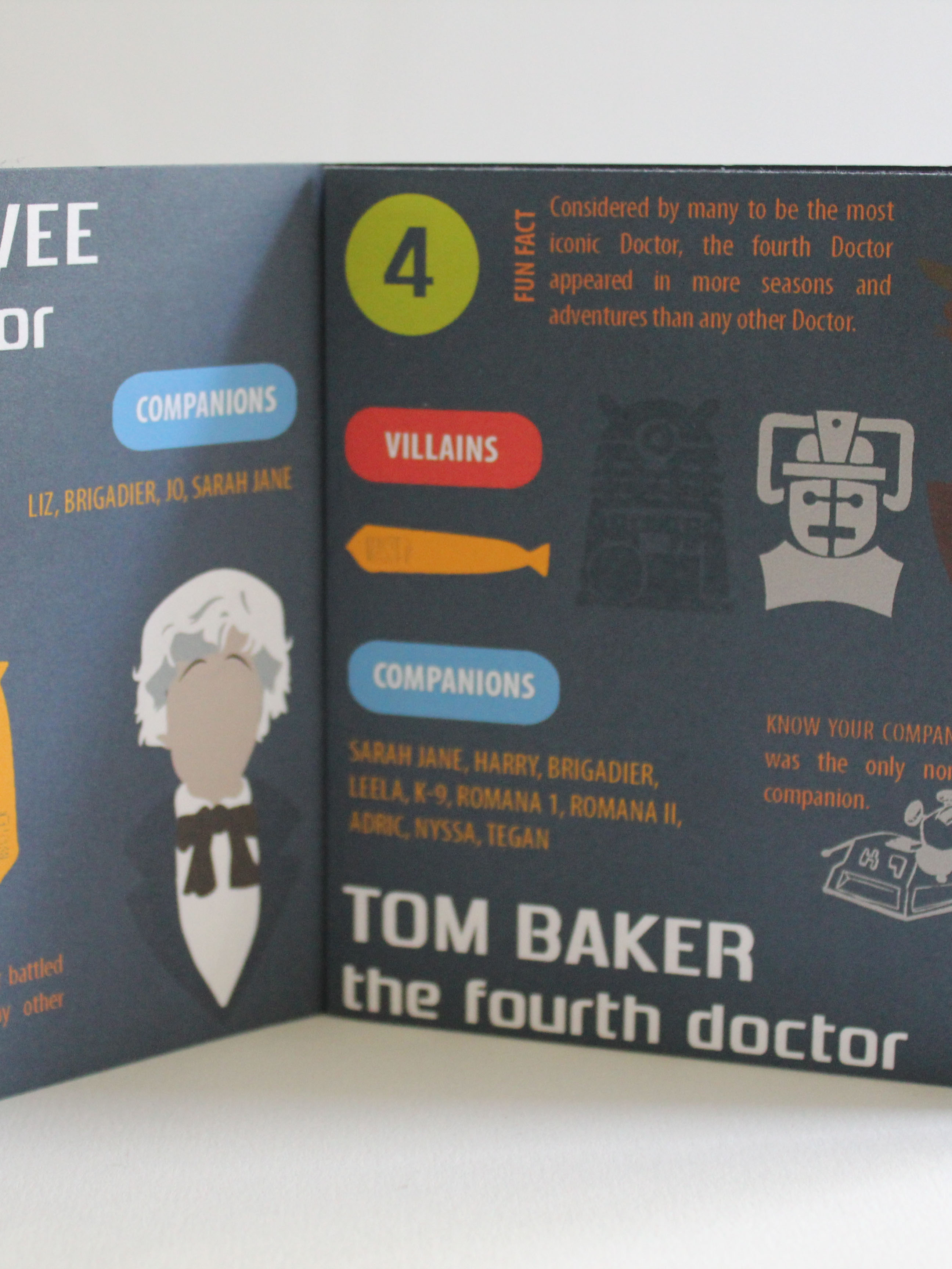 Doctor Who Pamphlet 4